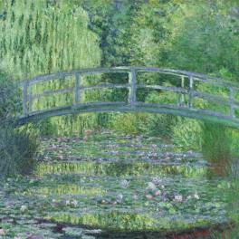 The Waterlily Pond... - Monet
