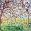 Printemps a Giverny - Monet